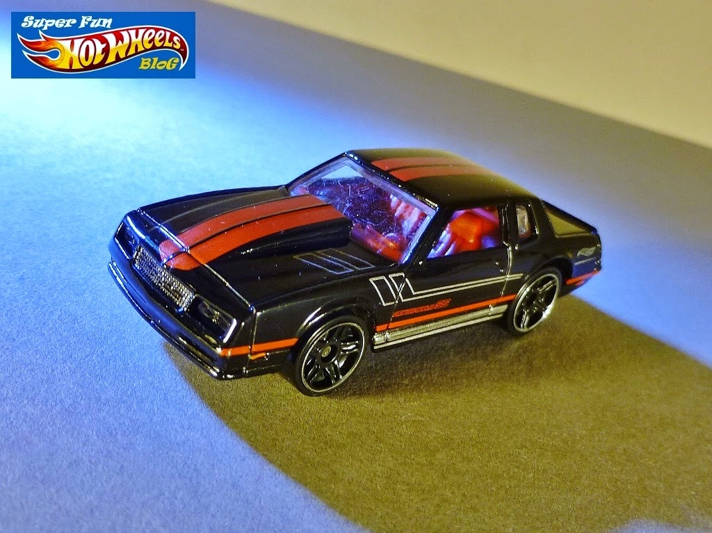 The '86 Monte Carlo SS with my black & red Edelbrock '70 Chevy ...