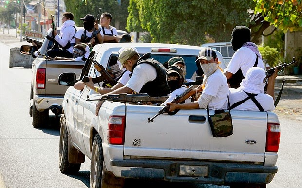 Nightmare on the border: ISIS and Mexican cartels teaming up