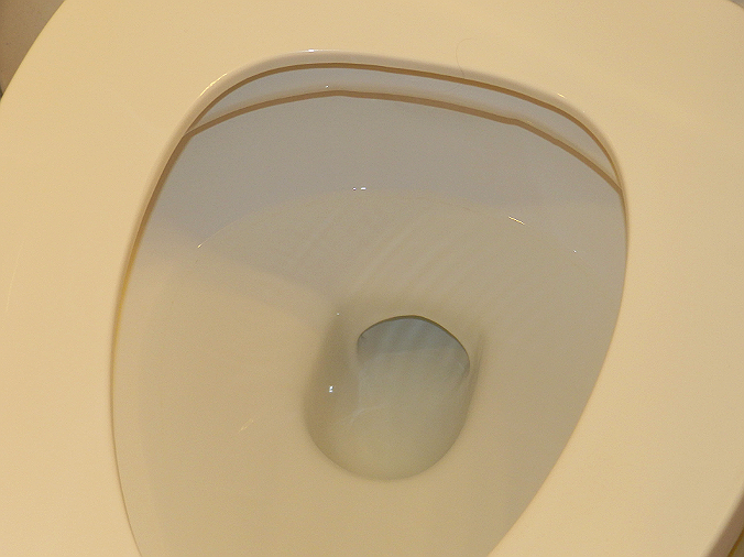 Anyone Can Decorate: HOT TIP - .25 Cents to Clean Stubborn Toilet ...