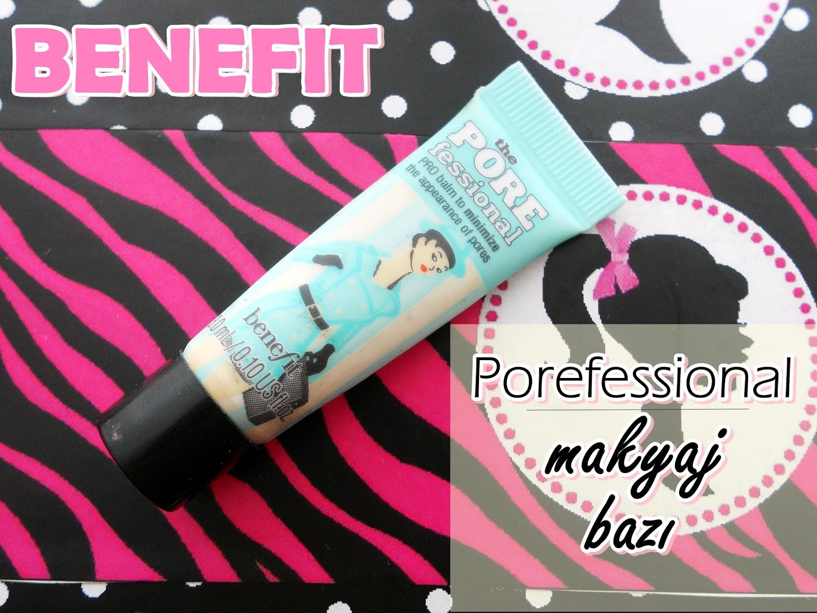 Benefit -The-Porefessional-Makyaj-Bazı