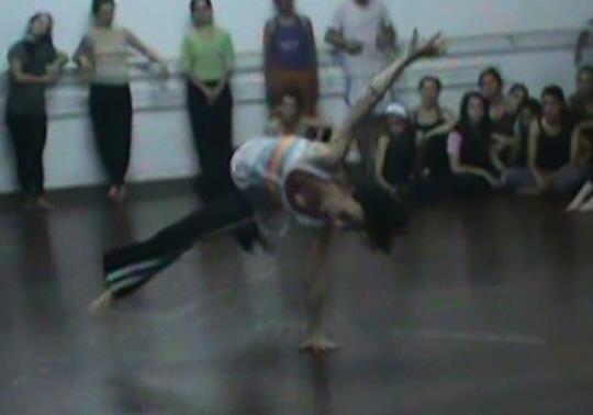 Inscripción 2014 Clases de Danza Contemporánea