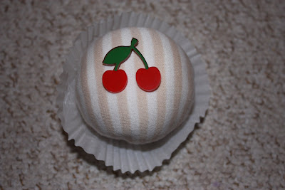 baby blooms cupcake pyjamas