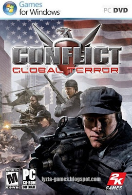 Conflict: Global Terror PC Cover