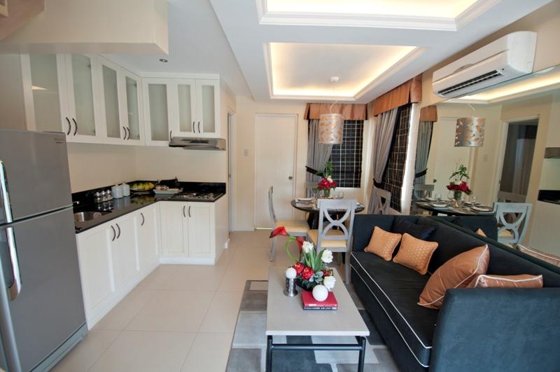 ... Homes Kitchen Design. Camella Baliuag LESSANDRA SERIES