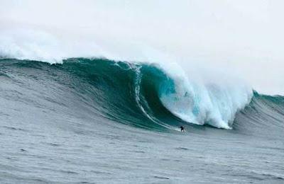 Biggest River Waves