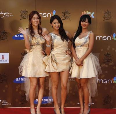 """Disk Awards"""" yang diselenggarakan di Sepang, Kuala Lumpur, Malaysia"""