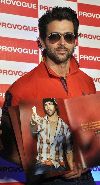 Hrithik & Sonakshi Sinha at Provogue's New Spring-Summer Catalogue Launch