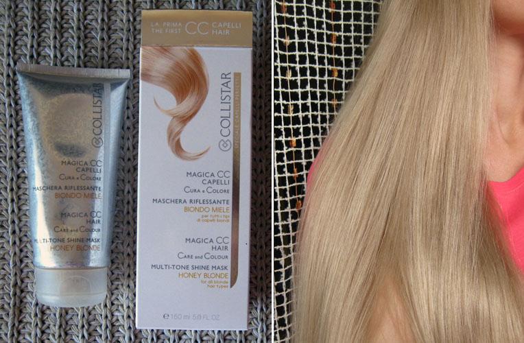 Колистар маска для волос оттеночная отзывы