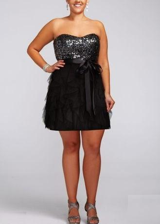 Trend Fashion Dresses Plus Size Prom Dresses By Davids Bridal