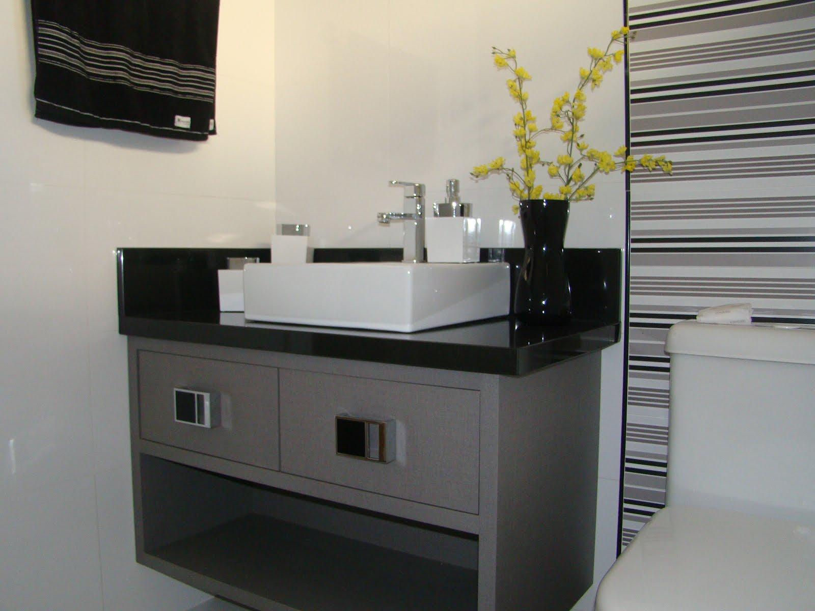 Silvano Moveis: Banheiro quarto visitas #787143 1600x1200 Balcao Banheiro Suite