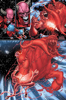 Atrocitus loses the red entity in Lights Out part 4