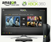 Microsoft adds Amazon Instant Video application to the Xbox 360