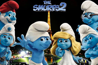 Smurfs 2 Wallpaper