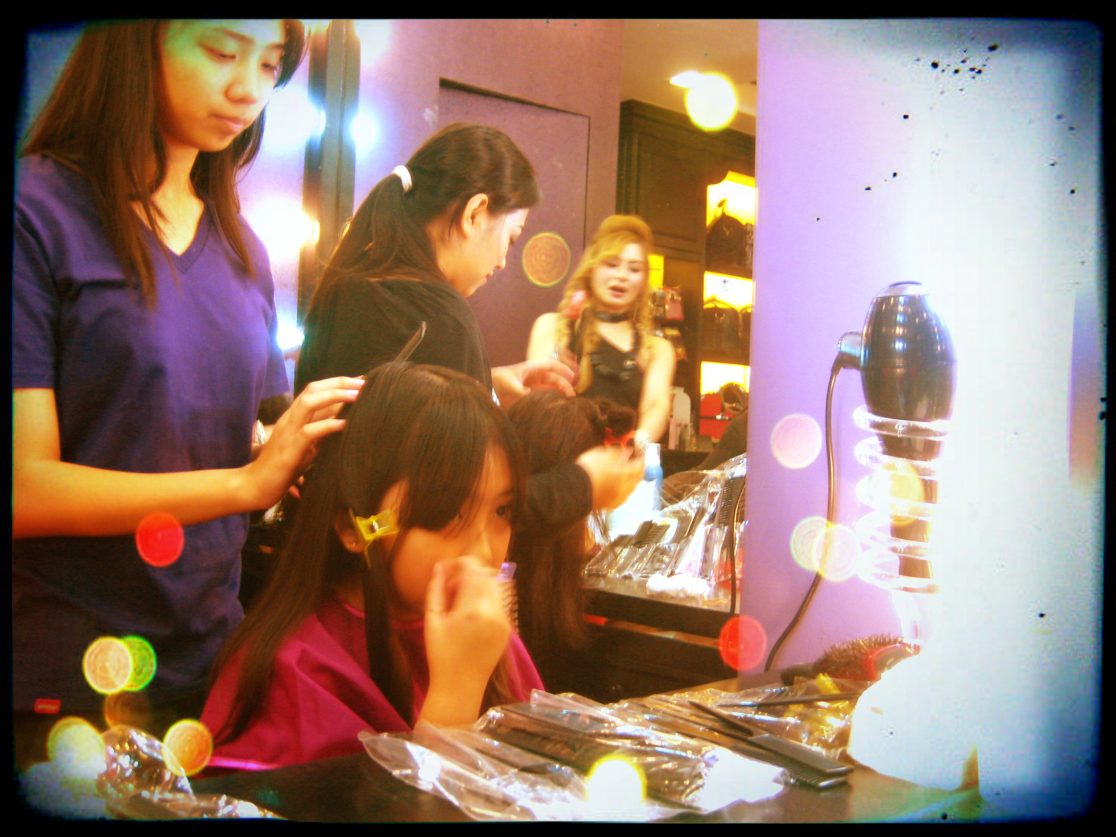 SHMU Skys Hair And Makeup DAY 1 15 Hrs Of