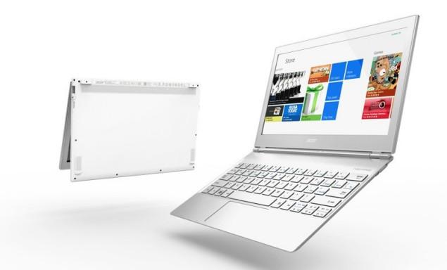 ultrabook touchscreen terbaru, acer aspire s7 spesifikasi lengkap