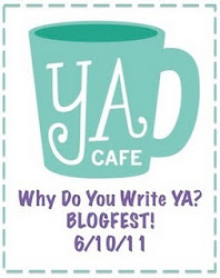 YA Cafe Blogfest