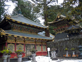 Jack's Journey to Japan: Toshogu Shrine