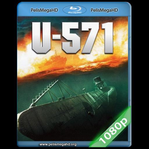 U-571 (2000) FULL 1080P HD MKV ESPAÑOL LATINO