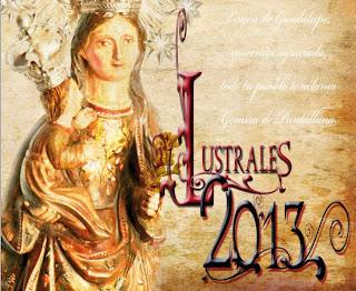 Programa Fiestas Lustrales Guadalupe La Gomera 2013