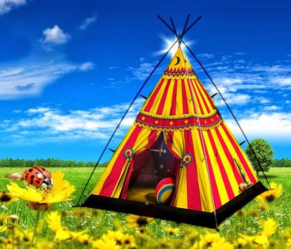 Tienda de Campaña Circo