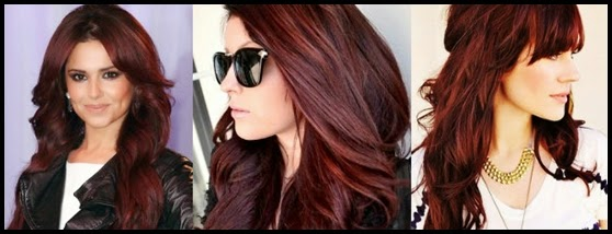 Dark Brown Red