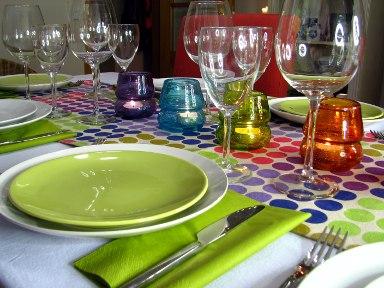 copos 1 Pratos e Copos: Como Organizar a Mesa