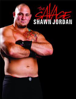 ufc mma heavyweight fighter shawn jordan picture image