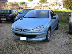 Peugeot 206 C.C 1.6 benzina Anno 2003 full optional