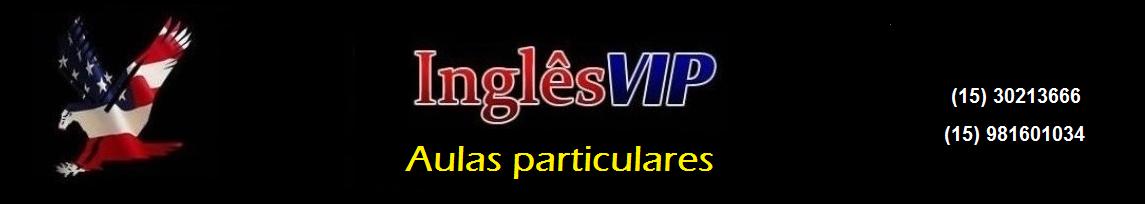 "Curso ""Inglês VIP"""