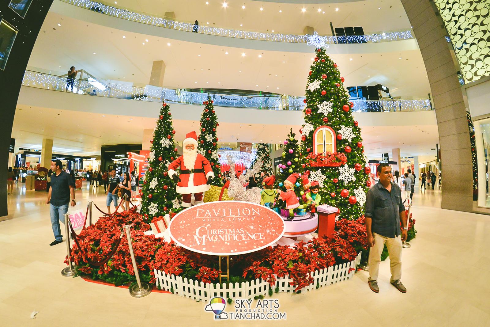 Christmas Decoration 2014 2014 christmas decoration @ pavilion kuala lumpur shopping mall