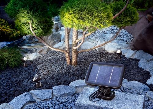 Jard n solar cu nto dura la luz de una l mpara solar - Lamparas solares de jardin ...