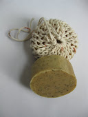 Green Tea and Lemongrass Soap