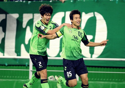 Prediksi Jeonbuk Motors vs Gamba Osaka, AFC Champions 26-08-2015