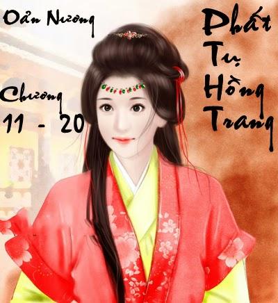 Phất Tụ Hồng Trang – Nam Mệnh Vũ – Chương 11 – 20 | Bách hợp tiểu thuyết