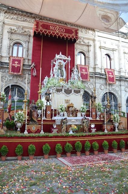 Corpus Christi en Sevilla