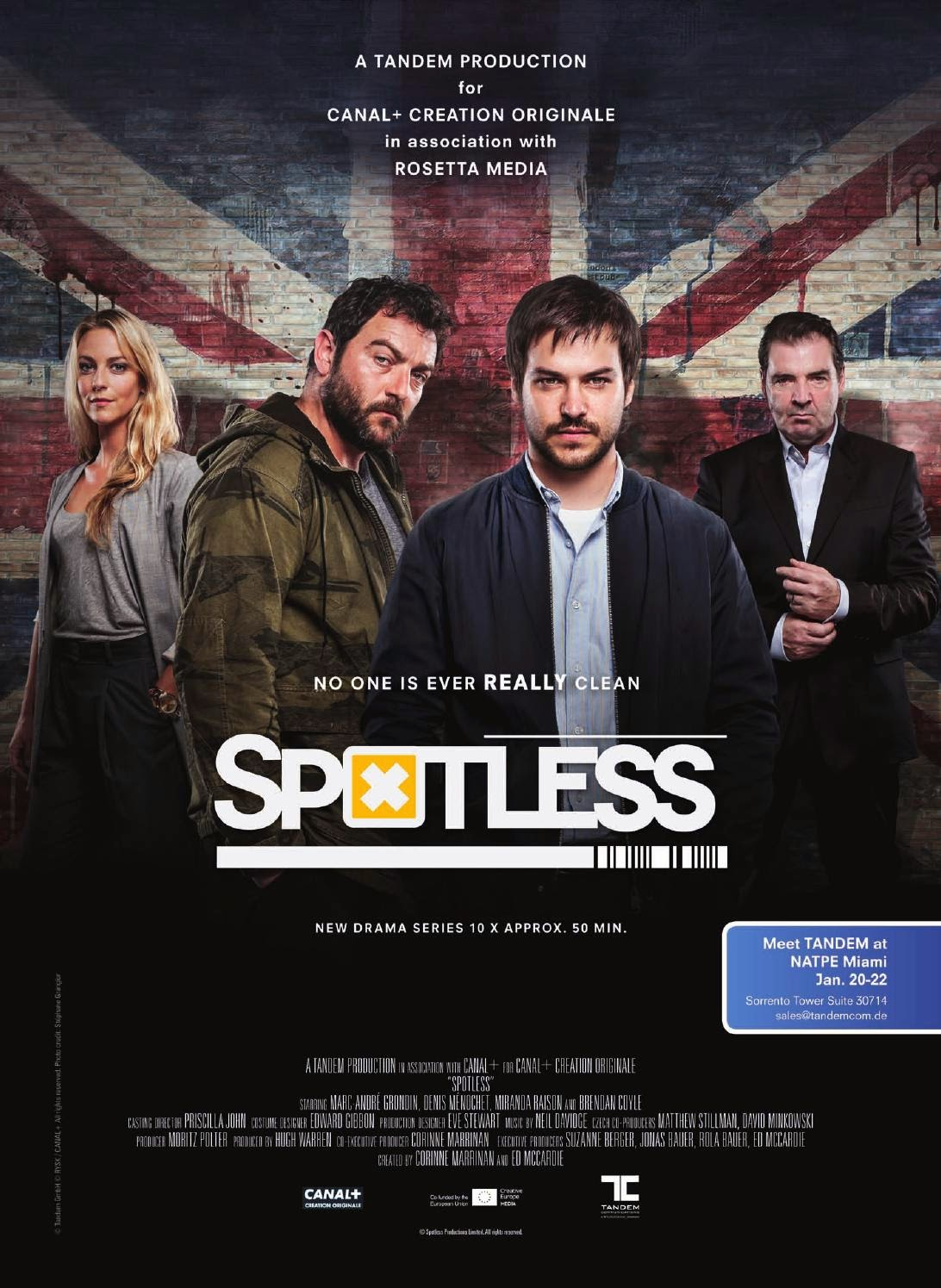 Spotless (Impecable) 1x06