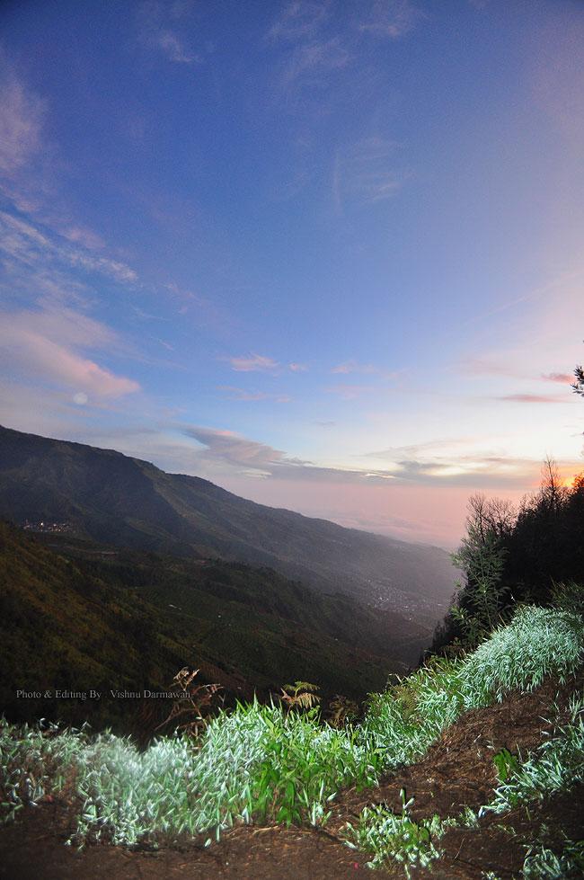 Dieng Sikunir & Telaga Warna    Foto & Edting By : Vishnu Darmawan ( Klikmg )