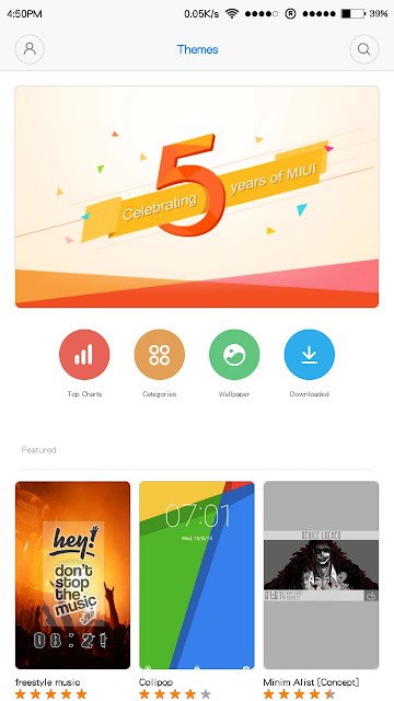 themes in redmi