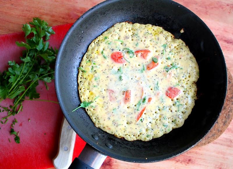 Oppskrift Kikertpannekake Hva Er Kikertmel Næringsinnhold Glutenfrie Pannekaker Uten Egg Melk