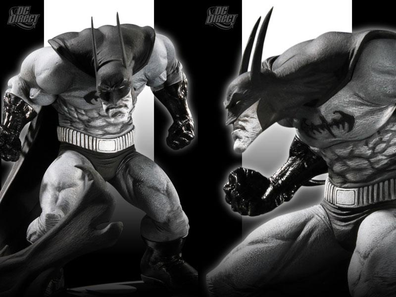 Brilliantly Black And White The Batman Black And White