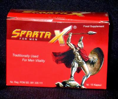 Obat kuat spartax