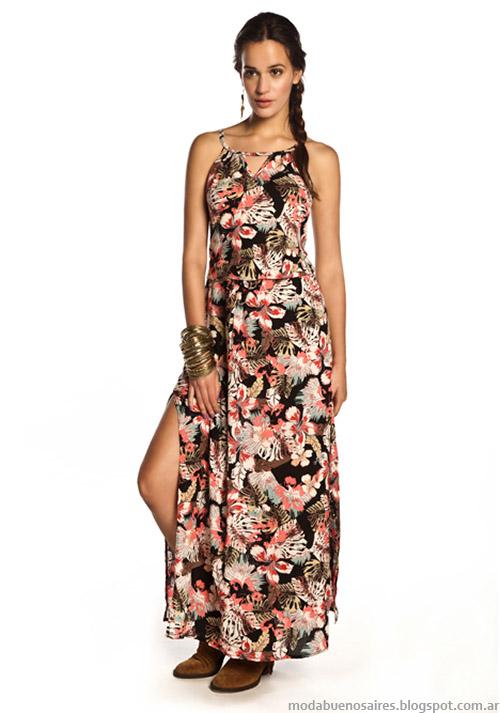 Vestidos largos primavera verano 2015 Try Me.