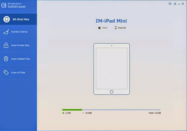 how to permanently delete emails from ipad