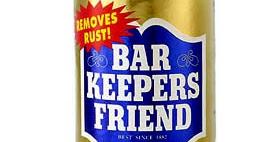 Adrienne S Corner Bar Keepers Friend
