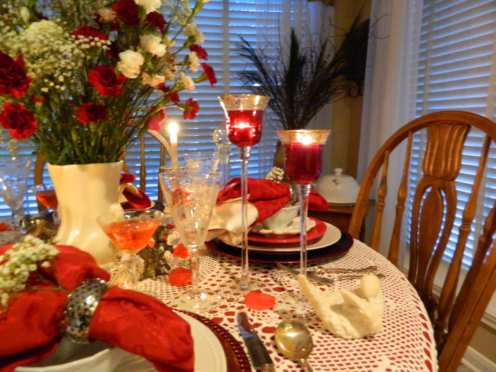 tablescapes by diane valentines day is coming