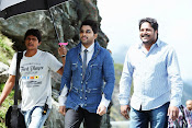 Race Gurram Movie Working Stills-thumbnail-2