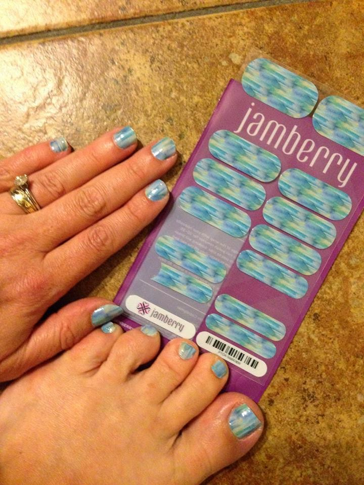 My Jamberry site