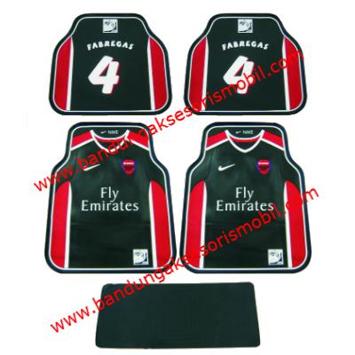 Karpet Arsenal Fabregas Japan