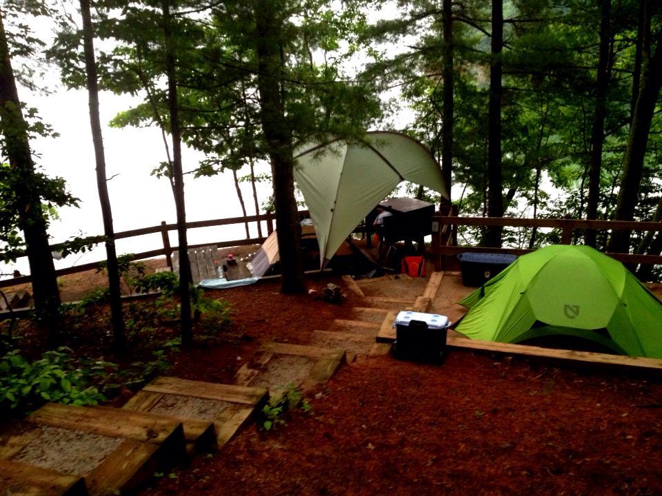 Go Outside Girl: Lake James State Park