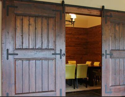 Tipos de herrajes para puertas